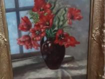 Tablou original semnat pictor vrăbiescu