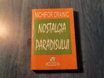Nostalgia paradisului de Nechifor Crainic