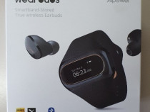 Wearbuds - True wireless Earbuds - ceas - bratara - casti