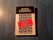 Memorii Nechifor Crainic