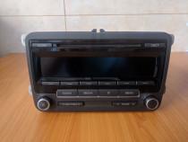 Radio CD Auto Bosch VW Volkswagen Golf Passat Tiguan Caddy 1