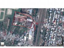 Inchiriez fosta fabrica ca spatiu industrial zona Gara
