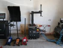 Echipament profesional de vulcanire sau afacere la cheie