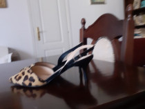 Pantofii creatoarei Coca Zapoloteanu