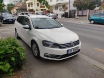 PF VW Passat alb perlat metalizat, stare perfecta