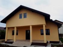 Casa individuala cu 3 camere si teren, Domnesti - Teghes