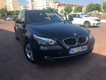 Bmw 520d facelift 2010