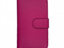 Husa telefon Flip Book Samsung Galaxy Fresh s7390 pink