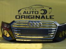Bara fata Audi A5 B9 S-Line 2016-2019 gauri pentru 6 senzori