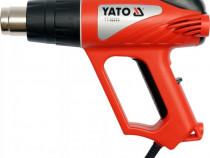 Pistol Aer Cald Cu Termostat Digital Yato YT82293