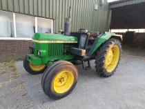 Tractor john deere 60 cp