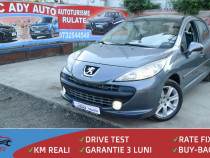 Peugeot 207 | 1.6 benzină | - rate - test drive