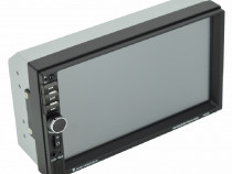 Player mp3 / mp5 auto 2 din 7 inch dvd player