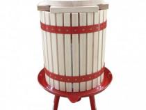 Teasc struguri Gela 100 kg / oră | Teascuri din lemn