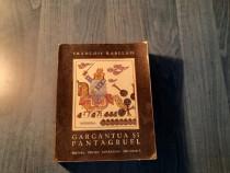 Gargantua si Pantagruel de Francois Rabelais carte pt copii