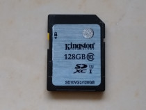 Card SD Kingston 128 GB