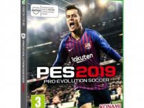 Pro evolution soccer pes 2019, xbox, one, fotbal