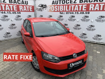 Volkswagen Vw Polo 2011-Benzina-75000 Km-RATE-
