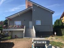 Casa demisol+parter+mansarda in Santandrei cu teren 1.000mp