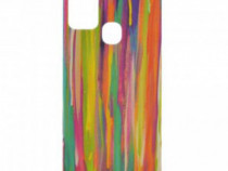 Husa telefon Plastic Samsung Galaxy A21s a217 Marble Lines