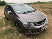 Honda civic 2017 (motorizare 1,8 aspirat ideal gpl) schimb