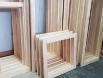 Tamplarie Cruda - CNC, Usi, Ferestre lemn