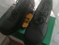 Papuci cu fier pentru motostivuitor