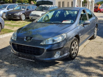 Peugeot 407,1.6HDI,2005,Finantare Rate