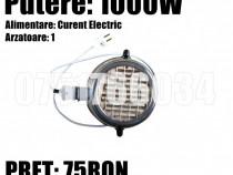 Resou Radiator Plita Electric 1 Ochi Arzator Gatit 1000w