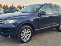 VW. Touareg 3.0 tdi 4x4 Piele Navi Xenon L2011 Euro 5 Inmat.
