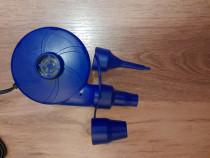 Pompa electrica pt umflat si dezumflat saltele, piscine 220v
