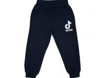 Pantaloni de trening TIK TOK baieti   Pantaloni sport copii