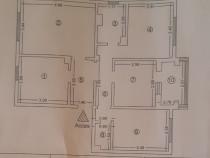 Inel 2-apartament 4 camere,gaze