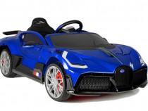 Masinuta electrica buggati divo 2x45w 12v premium #albastru