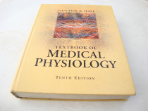 Carte de medicina: Textbook of Medical Physiology
