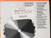 Disc de ferastrau circular stihl 200- 24 nou