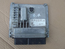 Calculator motor VW Golf 7 motor 1.6tdi ECU euro 5 CLH CXX C
