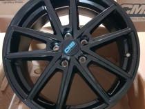 "Jante CMS C30 Black Gloss noi 16"" 5x112, VW, Seat, Skoda, Au"