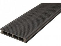 Scândură WPC Gard 120×24×4000mm finisaj lucios