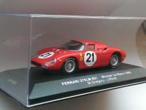 Macheta Ferrari 275LM castigator Le Mans 1965 - IXO 1/43