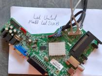 Module TV Led United model Led24X13 ( mainboard CV9202L-S )