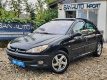 Peugeot 206 / 2004 / 1.6 / Rate fara avans / Garantie