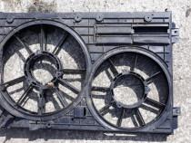 Carcasa Electroventilator Volkswagen Passat B6 1K0.121.207AA