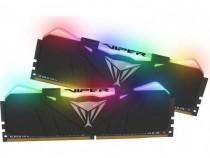 Kit Memorie RAM Patriot Viper RGB Black 16GB DDR4 3000MHz