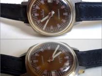 Ceas german RUHLA, anii 60, functional