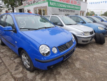 VW Polo,1.4 Diesel,2004,Finantare Rate