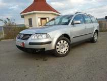 Vw Passat 1.9 tdi 131cp 2004 import Germania 6 trepte