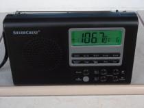 Radio SilverCrest Swep 500a1(Tcm Tevion) digital Fm,Mw,Lw,Sw