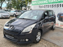 Peugeot 5008,1.6 Diesel,NAVI,2011,Finantare Rate