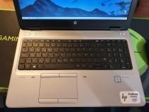 HP ProBook 650 G2 , I5 6440HQ , 16 GB DDR4 , 256 SSD M.2, 4G